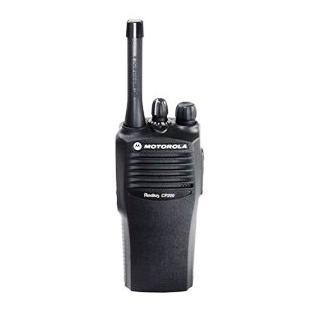 Motorola CP200 Radio