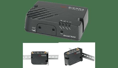 Industrial LTE Gateway Router