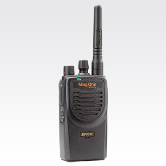 Motorola mag one BPR 40 two way radios