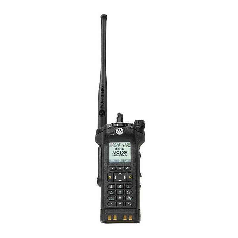Apx 8000 All Band Portable Two Way Radio For Sale