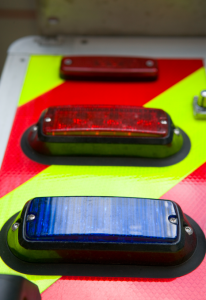 Led emergency vehicle lights , police light , emergency lighting , lights and sirens