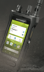motorola construction radios, ion radio, smart radio, ion solutions, ion software solutions
