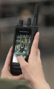 motorola construction radios, ion radio, smart radio, ion solutions, ion software solutions